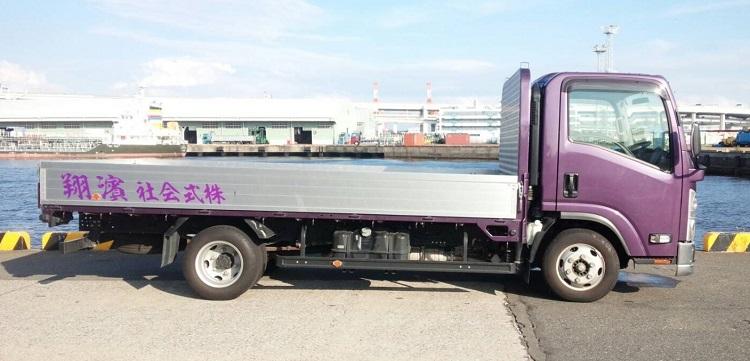 濱翔のトラック